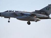 مقاتلات التحالف تشن غارات جوية على مليشيات الحوثي بحجة
