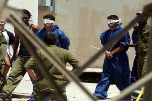إضرابًا مفتوحًا لأسرى فلسطينيون في سجن عسقلان الإسرائيلي