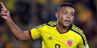 """لويس مورييل يغيب عن منتخب كولومبيا حتى نهاية بطولة """" كوبا أمريكا """""""