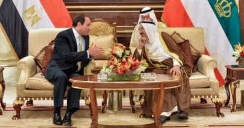 أمير الكويت يرد على رسالة السيسي فتعرف ماذا قال؟