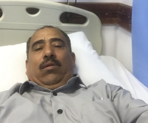 نقل عضو القيادة المحلية بالانتقالي علي الشعيبي إلى القاهرة جراء أزمة صحية