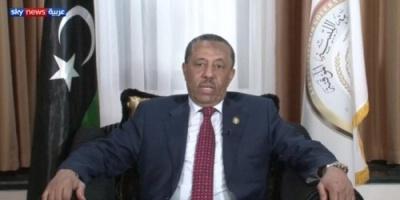 """رئيس الحكومة الليبية المؤقتة: مبادرة السراج """" ذر للرماد في العيون """""""