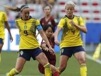 السويد تكتفي بـ5 أهداف في مرمى تايلاند وتتأهل للدور الثاني بمونديال السيدات