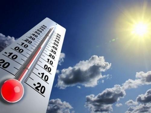 توقعات بطقس حار ورياح مثيرة للأتربة خلال الـ24 ساعة القادمة