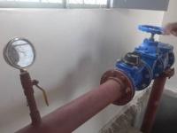 بدعم إماراتي..افتتاح مشروع لتعزيز القدرة الإنتاجية للمياه بالمخا (صور)