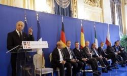 وزراء خارجية الاتحاد الأوروربي:  يجب الحفاظ على حرية الملاحة بالخليج العربي من الخطر الإيراني