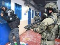 تزامنًا مع إضراب الأسرى الفلسطينيين.. قوات إسرائيلية تقتحم سجن ريمون