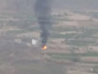 عاجل.. القوات الجنوبية تستهدف طقم عسكري للمليشيات بصاروخ موجه شمال الفاخر