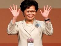 الصين تعلن مواصلة دعم الرئيسة التنفيذية لهونج كونج