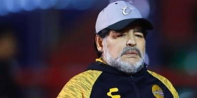 """مارادونا ينفجر بعد خسارة الأرجنتين ويهاجم ميسي بـ""""ألفاظ نابية"""""""