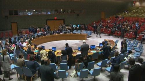 مجلس الأمن: ندين قيام الحوثيين بالاستيلاء على المساعدات الإنسانية