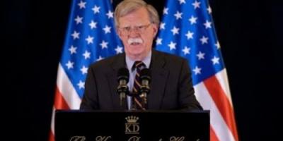 بولتون: أمريكا مستعدة للقيام بعمل انتقامى ضد الاستفزازات الإيرانية