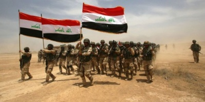 مصدر: قذيفتي مورتر تسقطان على قاعدة عسكرية بالعراق