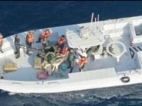 الجيش الأمريكي يفضح الحرس الثوري الإيراني بصور تدينه في حادث خليج عمان