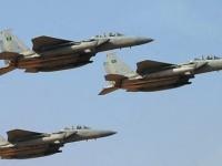 مقاتلات التحالف تستهدف تجمعات الحوثيين بحجة وقتلى في صفوف المليشيات