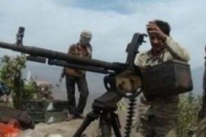 القوات الجنوبية تتصدى لهجوم حوثي بجبهة حجر وقتلى في صفوف المليشيات