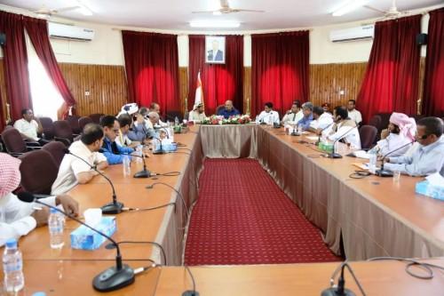 تقييم آلية توزيع إغاثة مركز الملك سلمان في وادي حضرموت