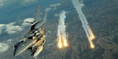 طيران التحالف يشن 16 غارة جوية على مواقع المليشيات في 3 محافظات