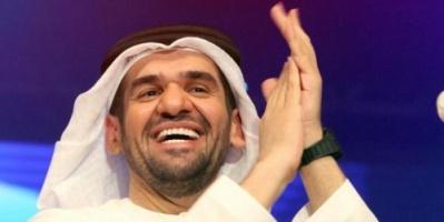 حسين الجسمي يعرب عن سعادته بعد نفاذ تذاكر حفله بالسعودية (صورة)