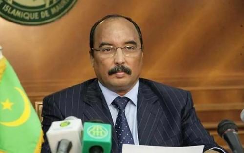 الرئيس الموريتاني: سأسلم السلطة لمن يخلفني في القصر