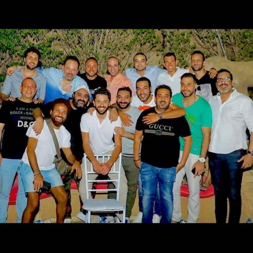 أحمد السعدني يهنئ كريم محمود عبد العزيز بعيد ميلاده