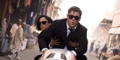فيلم  Men in Black: International يحصد 102 مليون دولار