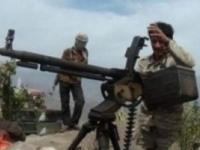 القوات الجنوبية تتصدى لهجوم حوثي في جبهة حجر