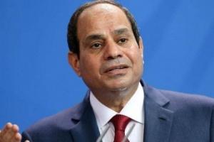 الرئيس المصري يصل العاصمة الرومانية في أول زيارة رسمية