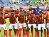 منتخب أوغندا يؤدي المران الأول على استاد المقاولون