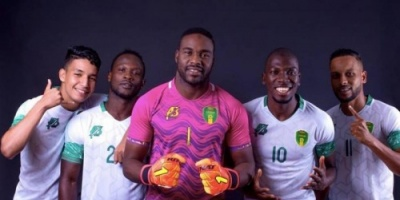منتخب موريتانيا يصل القاهرة للمشاركة في كأس أمم أفريقيا لأول مرة