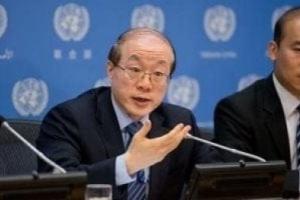 الصين: على المجتمع الدولى الاحترام التام لسيادة القضاء السوداني