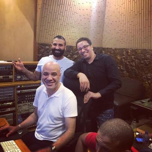 أحمد سعد يكشف عن موعد ألبومه الجديد (صور)