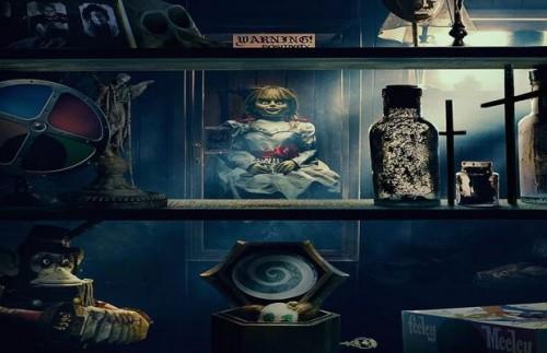 26 يونيو.. طرح فيلم الرعب Annabelle Comes Home