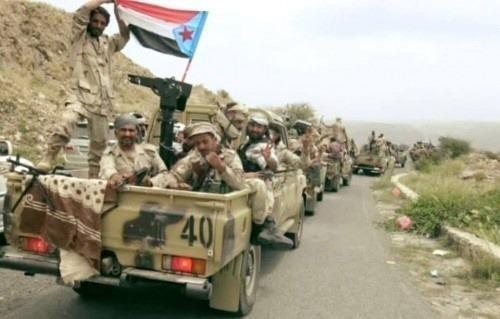 القوات الجنوبية تتصدى لتسلل مليشيا الحوثي في الحمراء والخليل بمريس