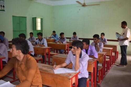 مصادر تكشف عن تسريب امتحانات الثانوية العامة بمحافظة لحج
