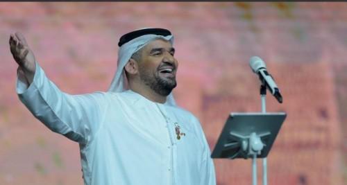 حسين الجسمي يتألق في حفله بالسعودية (صور وفيديو)