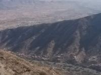 مليشيا الحوثي تقصف قرية عرفان بصاروخ كاتيوشا