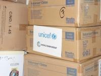 3 شحنات أدوية من اليونيسيف لمستشفى المكلا للأمومة والطفولة