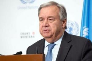 الأمين العام للأمم المتحدة يدعو الأطراف الأمريكية والإيرانية إلى ضبط النفس