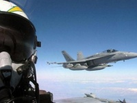 فيديو يوثق اللحظات الأولى لإسقاط إيران الطائرة الأمريكية