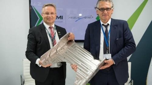 شراكة سعودية فرنسية لتصنيع هياكل طيران معدنية بالمملكة