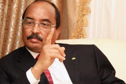 """بعد الهجوم الناري.. هل يضع """" ولد عبد العزيز """" خارطة العلاقات الموريتانية مع الدوحة قبيل تسليم السلطة؟"""