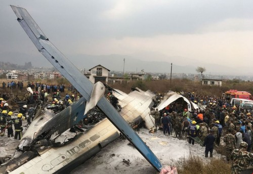 مقتل 9 أشخاص في تحطم طائرة صغيرة بولاية هاواي الأمريكية