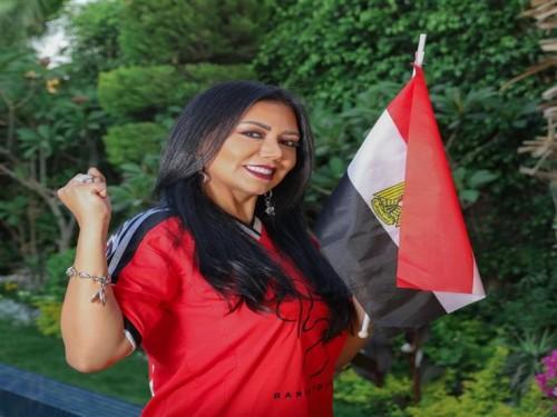 رانيا يوسف تشيد بتنظيم مصر لحفل افتتاح أمم أفريقيا