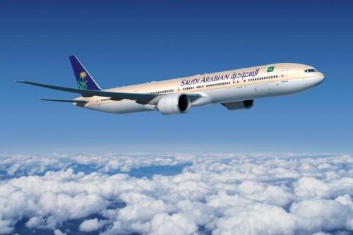 عاجل .. الخطوط الجوية السعودية تغير مسار رحلاتها عن المجال الجوي الإيراني