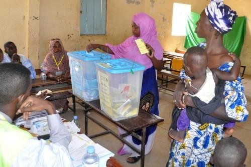عاجل.. نتائج أولية لانتخابات الرئاسة الموريتانية