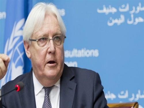 بعد توقف شهرين.. المبعوث الأممي يستأنف مباحثاته مع الأطراف اليمنية