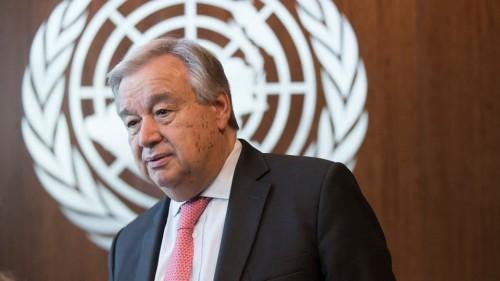 الأمين العام للأمم المتحدة: لابد الحيلولة دون حدوث أي توتر في الخليج
