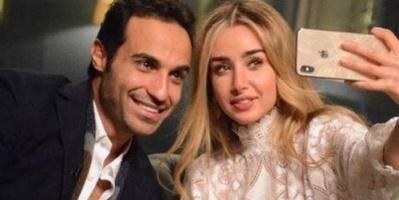 آخر ترتيبات زفاف هنا الزاهد على أحمد فهمي