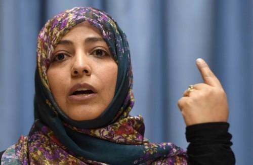 وسط دعوات لسحب الجائزة.. توكل كرمان ناشطة إخوانية لطخت نوبل بالدماء